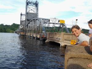 greta and the stillwater bridge