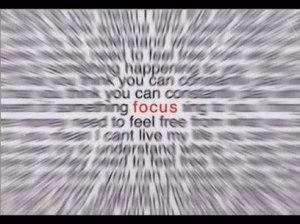 focus picture