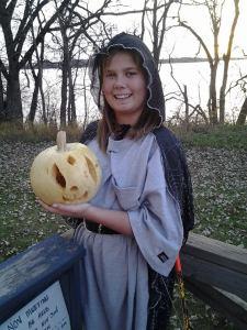 Greta pumpkin