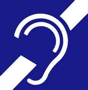 deaf symbol